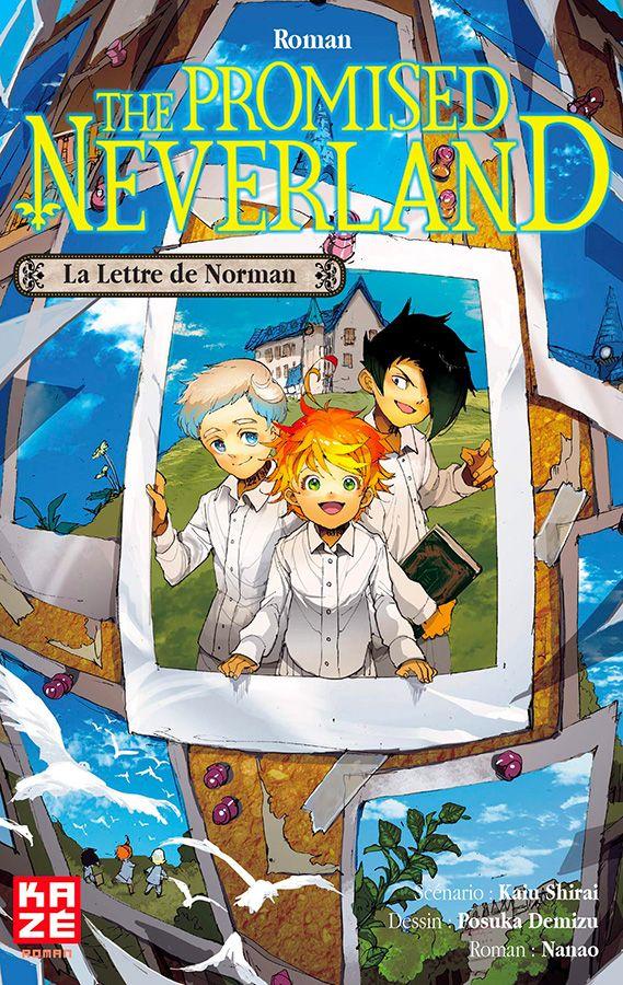 Un 2ème coffret collector de The Promised Neverland débarque chez Kazé Manga