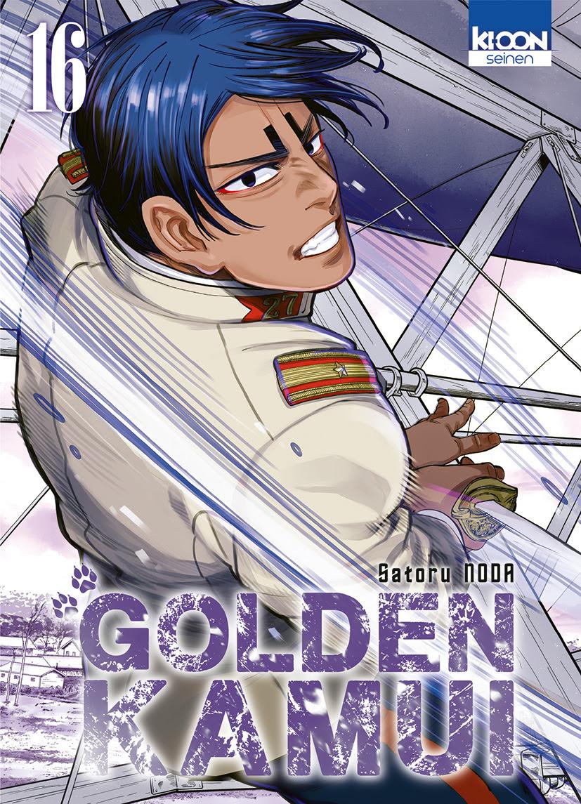 Un trailer pour la saison 3 de Golden Kamui
