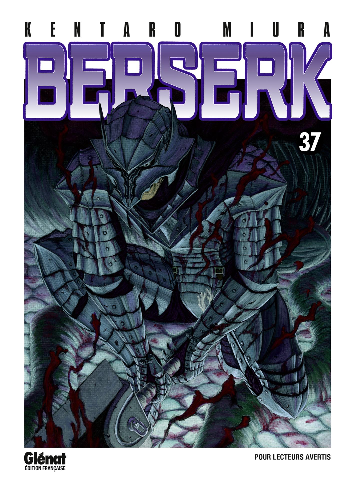 Une nouvelle pause de Berserk a été annoncée