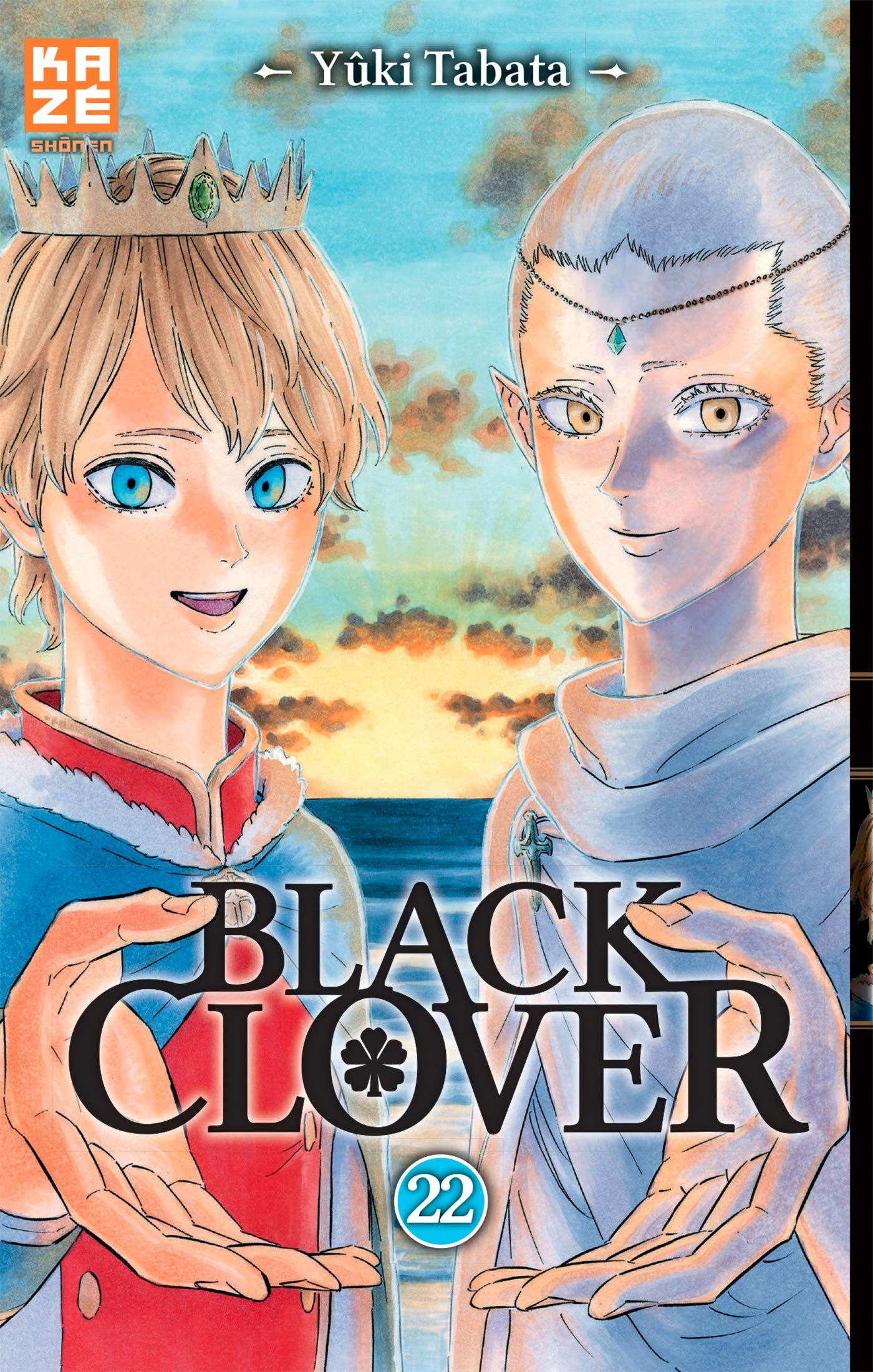 Un arc filler de Black Clover débutera le 14 avril 2020
