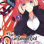 The Quintessential Quintuplets Crunchyroll Pika Edition Go-Toubun no Hanayome Haruba Negi Studio Bibury Animation Shuukan Shônen Magazine Kôdansha Manga Anime