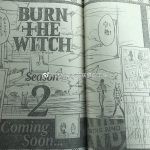Burn The Witch Manga Actu Manga Shueisha Glénat Crunchyroll Japanime Actu Japanime Tite Kubo Weekly Shonen Jump