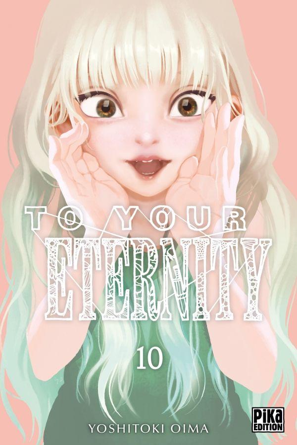 La sortie de l'adaptation en anime de To Your Eternity est reportée