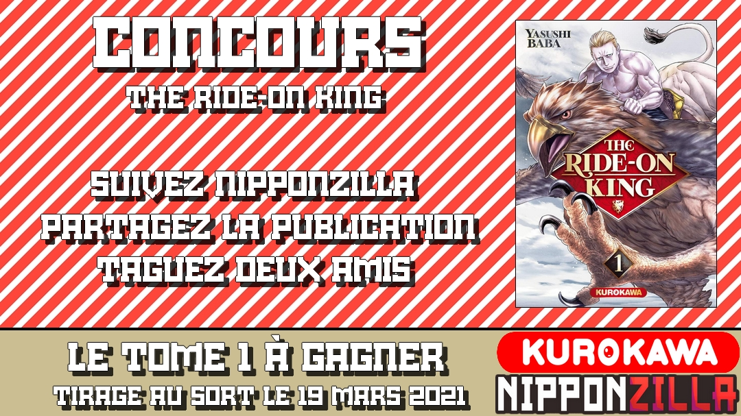 Concours The Ride-On King