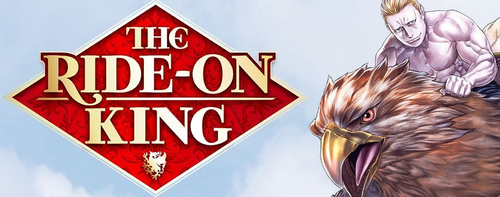 Gagnez le tome 1 de The Ride-On King