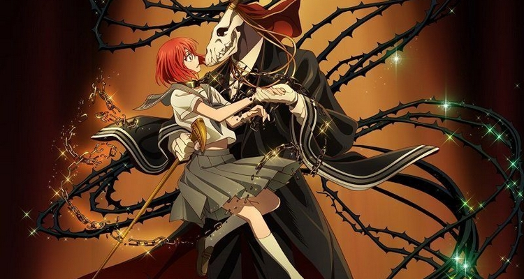 Suite Anime The Ancient Magus Bride