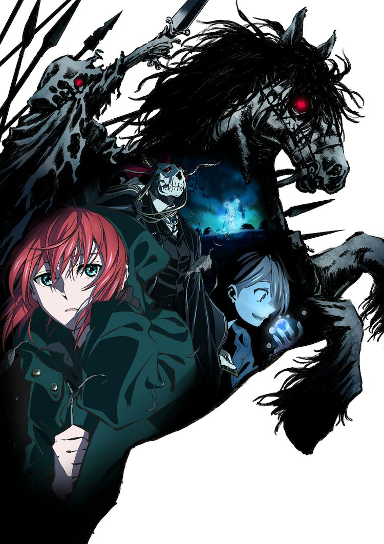 The Ancient Magus Bride OAD 1