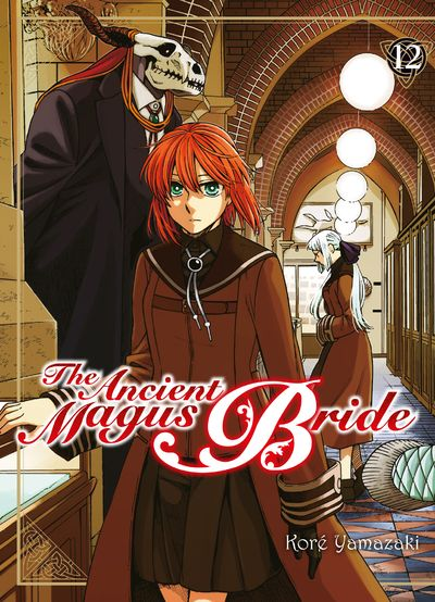 The Ancient Magus Bride Tome 12 Komikku